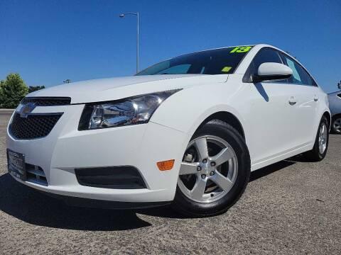 2013 Chevrolet Cruze for sale at Auto Mercado in Clovis CA