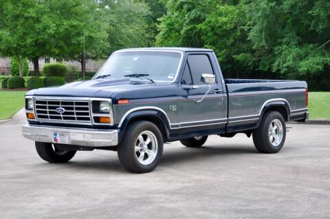 1985 Ford F-150 for sale at Fast Lane Direct in Lufkin TX