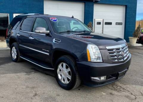 2010 Cadillac Escalade for sale at Saugus Auto Mall in Saugus MA