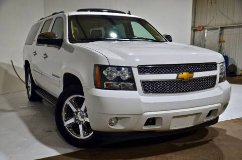 2014 Chevrolet Suburban for sale at Carxoom in Marietta GA