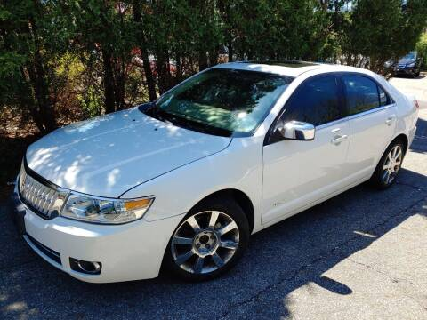 2008 Lincoln MKZ for sale at CRS 1 LLC in Lakewood NJ