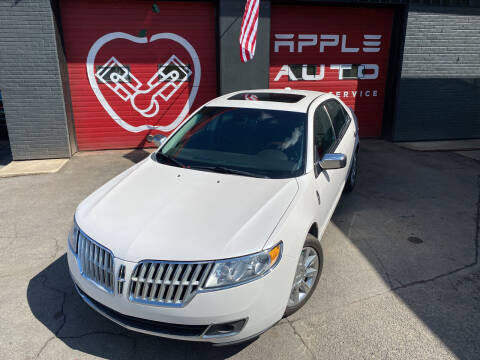 2011 Lincoln MKZ for sale at Apple Auto Sales Inc in Camillus NY