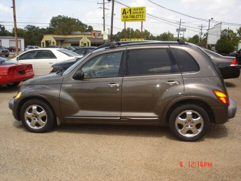 2001 Chrysler PT Cruiser for sale at A-1 Auto Sales in Conroe TX