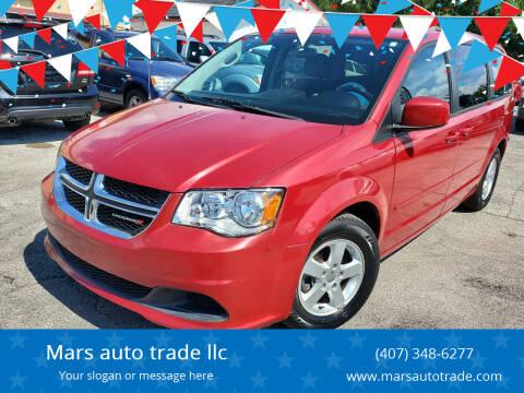 2012 Dodge Grand Caravan for sale at Mars auto trade llc in Kissimmee FL