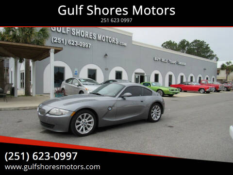 2008 BMW Z4 for sale at Gulf Shores Motors in Gulf Shores AL