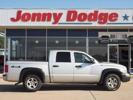 2005 Dodge Dakota for sale at Jonny Dodge Chrysler Jeep in Neligh NE