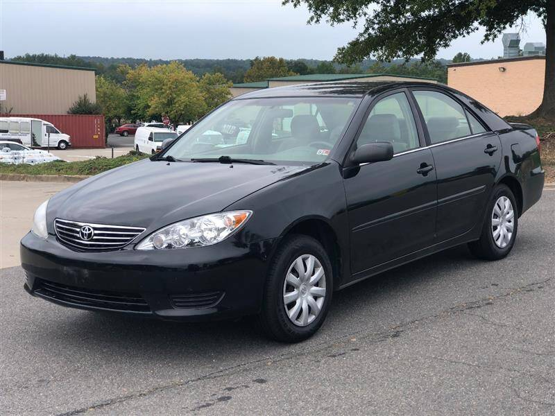 2005 Toyota Camry for sale at Real Deal Auto in Fredericksburg VA