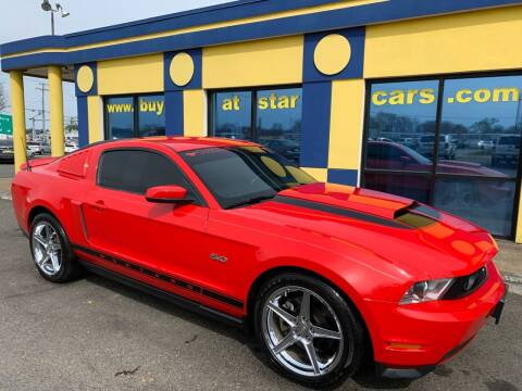 2012 Ford Mustang for sale at Star Cars Inc in Fredericksburg VA