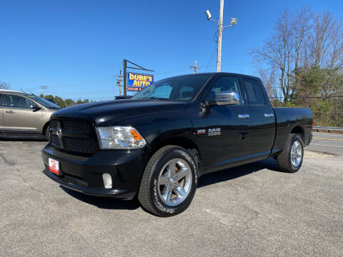 2014 RAM Ram Pickup 1500 for sale at Dubes Auto Sales in Lewiston ME