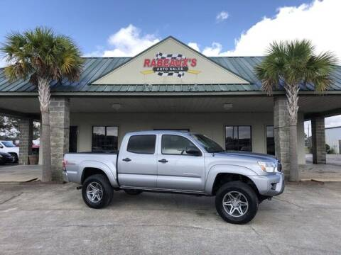 2014 Toyota Tacoma for sale at Rabeaux's Auto Sales in Lafayette LA