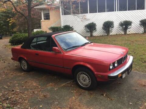 1987 BMW 325IA for sale at Classic Car Deals in Cadillac MI