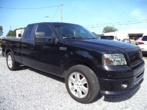 2007 Ford F-150 for sale at PICAYUNE AUTO SALES in Picayune MS