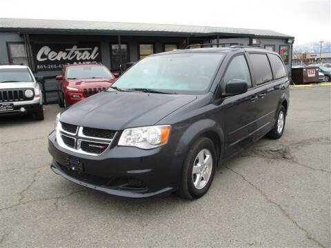 2013 Dodge Grand Caravan for sale at Central Auto in South Salt Lake UT