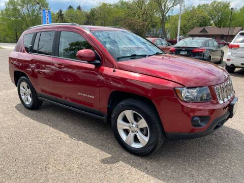 2014 Jeep Compass for sale at Sunrise Auto Sales in Stacy MN