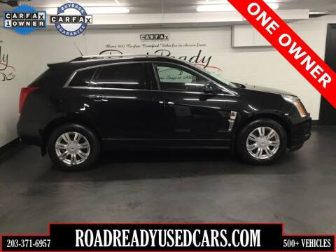 2012 Cadillac SRX for sale at Road Ready Used Cars in Ansonia CT