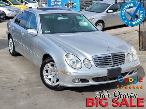 2006 Mercedes-Benz E-Class for sale at Gold Coast Motors in Lemon Grove CA
