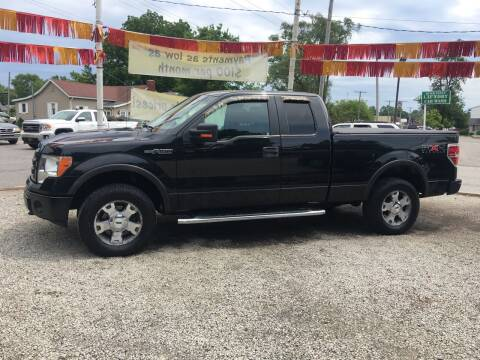 2010 Ford F-150 for sale at Antique Motors in Plymouth IN
