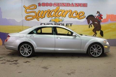 2007 Mercedes-Benz S-Class for sale at Sundance Chevrolet in Grand Ledge MI