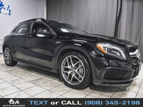 2015 Mercedes-Benz GLA for sale at AUTO HOLDING in Hillside NJ