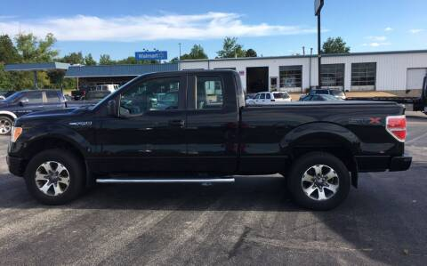 2013 Ford F-150 for sale at Village Motors in Sullivan MO