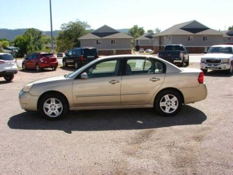 2006 Chevrolet Malibu for sale at Bennett's Motorsports in Hot Springs SD