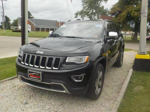 2015 Jeep Grand Cherokee for sale at Beach Auto Brokers in Norfolk VA