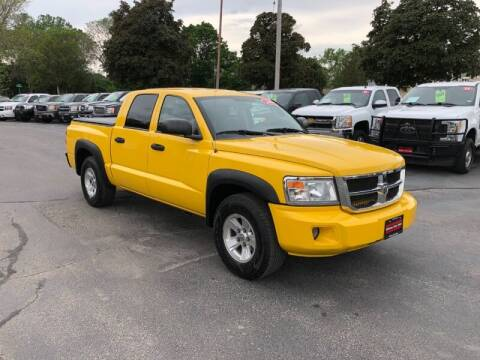 2008 Dodge Dakota for sale at WILLIAMS AUTO SALES in Green Bay WI