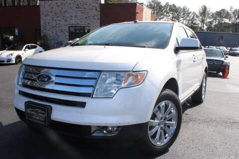 2009 Ford Edge for sale at Atlanta Unique Auto Sales in Norcross GA