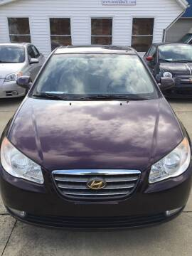2008 Hyundai Elantra for sale at New Rides in Portsmouth OH