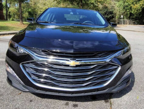 2020 Chevrolet Malibu for sale at BWC Automotive in Kennesaw GA