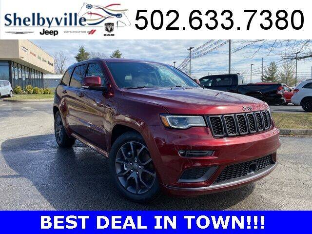 2021 Jeep Grand Cherokee for sale in Shelbyville, KY
