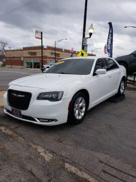 2015 Chrysler 300 for sale at AutoBank in Chicago IL
