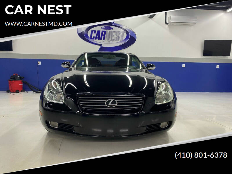 Used Lexus Sc 430 For Sale In Baltimore Md Carsforsale Com