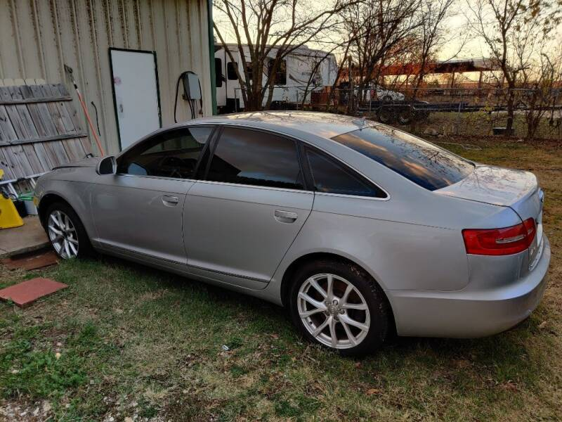 2009 Audi A6 for sale at Texas RV Trader in Cresson TX