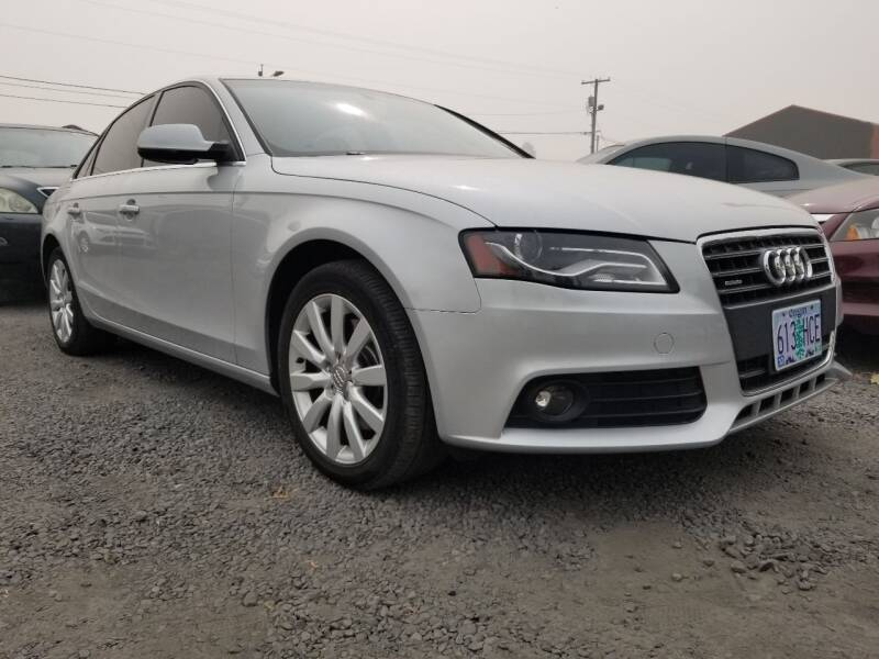 2011 Audi A4 for sale at Universal Auto Sales in Salem OR