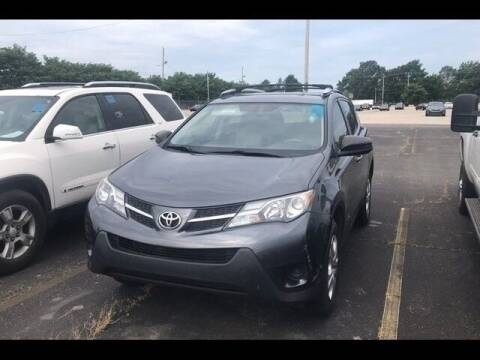 2015 Toyota RAV4 for sale at FREDY KIA USED CARS in Houston TX