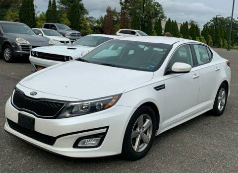 2015 Kia Optima for sale at Autobahn Motor Group in Philadelphia PA