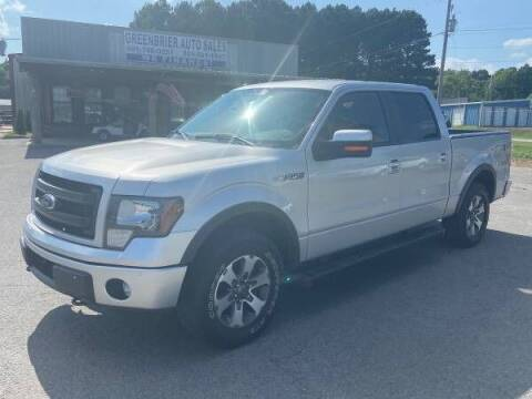 2014 Ford F-150 for sale at Greenbrier Auto Sales in Greenbrier AR