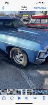 1967 Chevrolet Impala for sale at Black Tie Classics in Stratford NJ