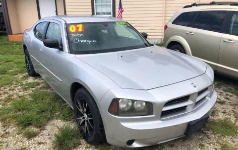 2007 Dodge Charger for sale at Castagna Auto Sales LLC in Saint Augustine FL