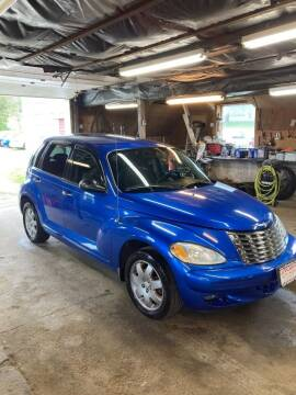 2005 Chrysler PT Cruiser for sale at Lavictoire Auto Sales in West Rutland VT