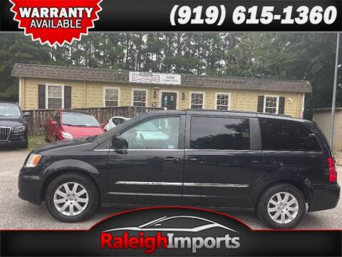 2014 Chrysler Town and Country for sale at Raleigh Imports in Raleigh NC