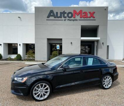 2015 Audi A3 for sale at AutoMax of Memphis in Memphis TN