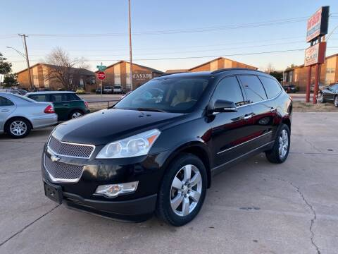 2011 Chevrolet Traverse for sale at Car Gallery in Oklahoma City OK