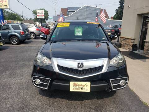 2010 Acura RDX for sale at Marley's Auto Sales in Pasadena MD
