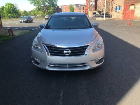 2014 Nissan Altima for sale at Tony Luis Auto Sales & SVC in Cumberland RI