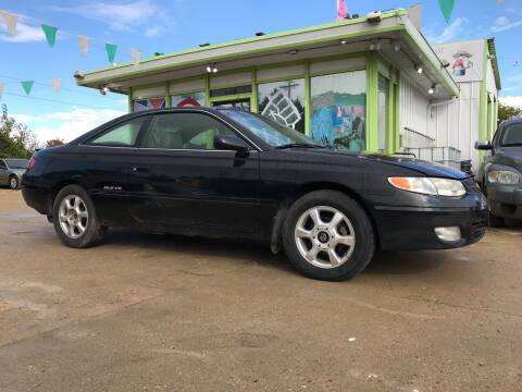 2001 Toyota Camry Solara for sale at Super Trooper Motors in Madison WI
