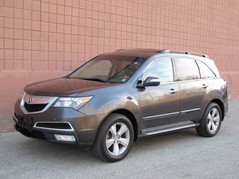 2010 Acura MDX for sale at United Motors Group in Lawrence MA