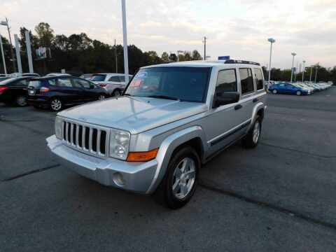 2006 Jeep Commander for sale at Paniagua Auto Mall in Dalton GA