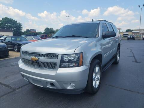 2012 Chevrolet Tahoe for sale at JV Motors NC 2 in Raleigh NC